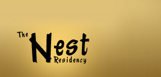 The Nest Residency - Logo